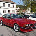 BMW 635 CSi 1978 Châtenois (1)