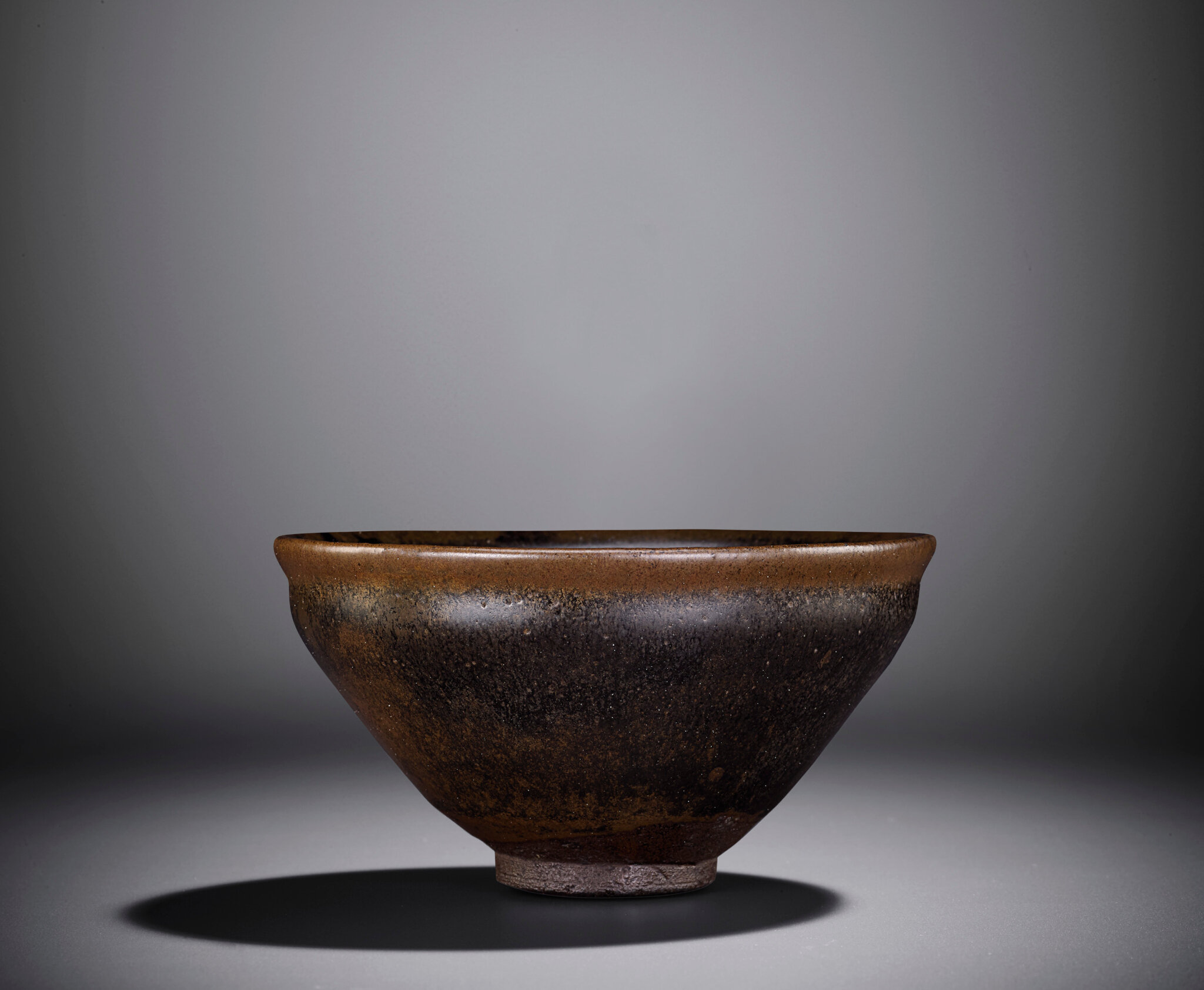 A Jian tea bowl, Song dynasty (960-1279)