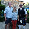 La grande famille des highlands: daniel dorow, papa und muti