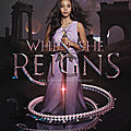 When she reigns [the fallen isles trilogy #3] de jodi meadows