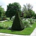 Jardin public fernand chapsal à saintes