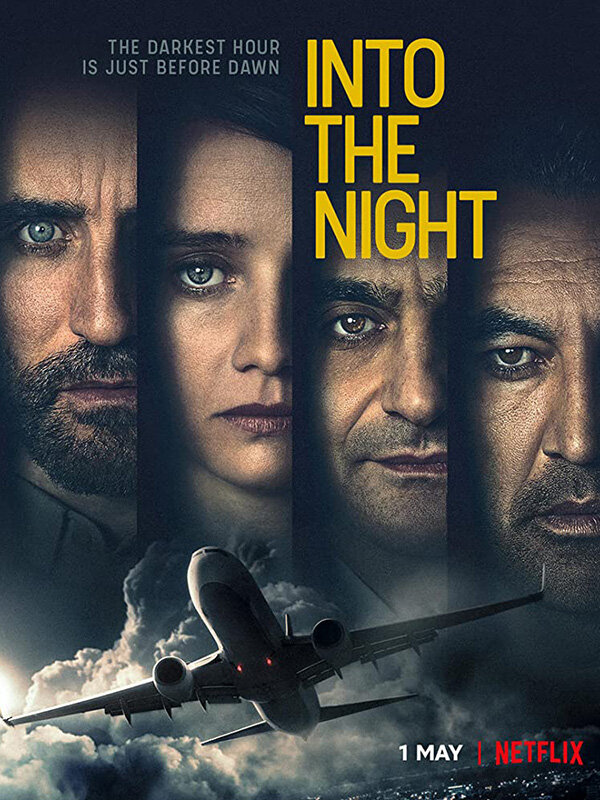 into-the-night-affiche