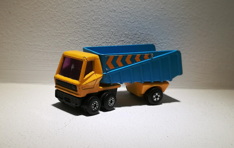 Articulated Truck (Matchbox)