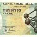 1964 20frans verso l Atomium de Bruxelles Esposition Internationale 1958 l'ingénieur André Waterkeyn