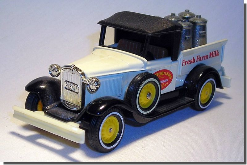 Ford Model A Fresh Farm Milk 1