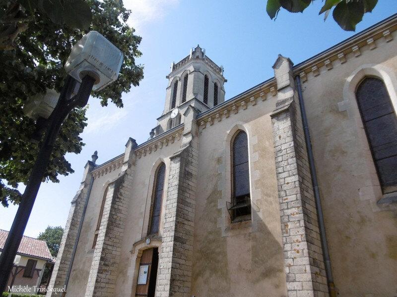 1-Eglise et Fleurs de Léon 030717