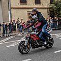 Cascade moto - tonnerre mécanique 2016