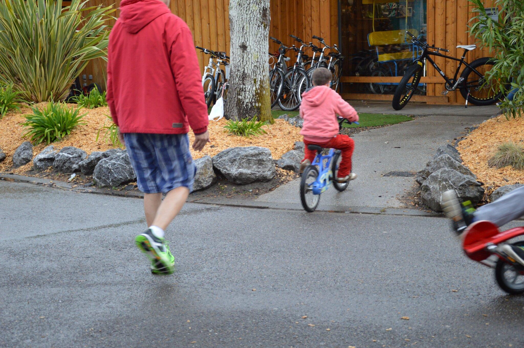 Savoir faire du vélo