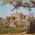 Bretenoux - chateau de Castelnau