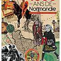 Inauguration de l'exposition mille ans de normandie: l'hommage de pascal martin à l'évidence normande.