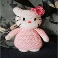 Poupées hello kitty en crochet pas cher!!!