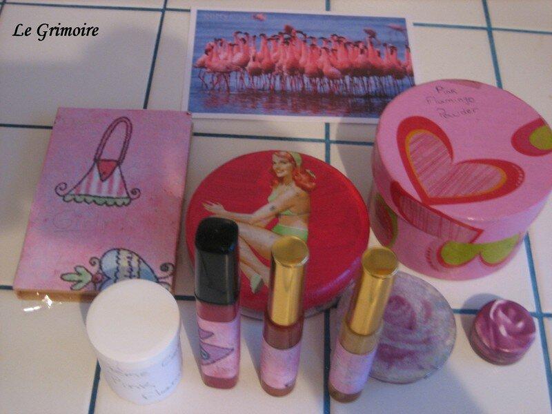 Troc avec Pink Flamingo
