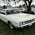 Ford galaxie 500 sportsroof hardtop coupe-1970