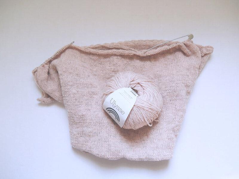 dos du sweater balmain de marcelleetclo