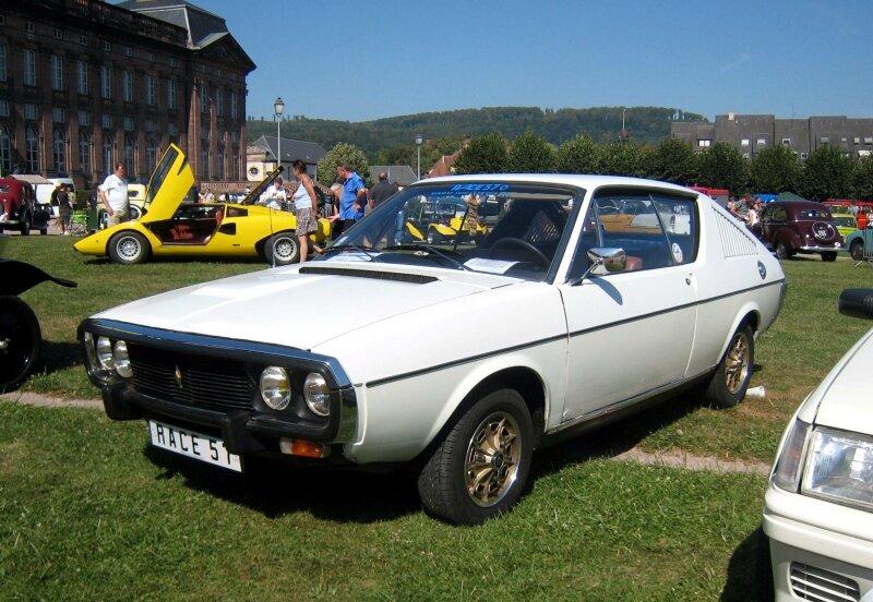 Renault 17 TL de 1971 01