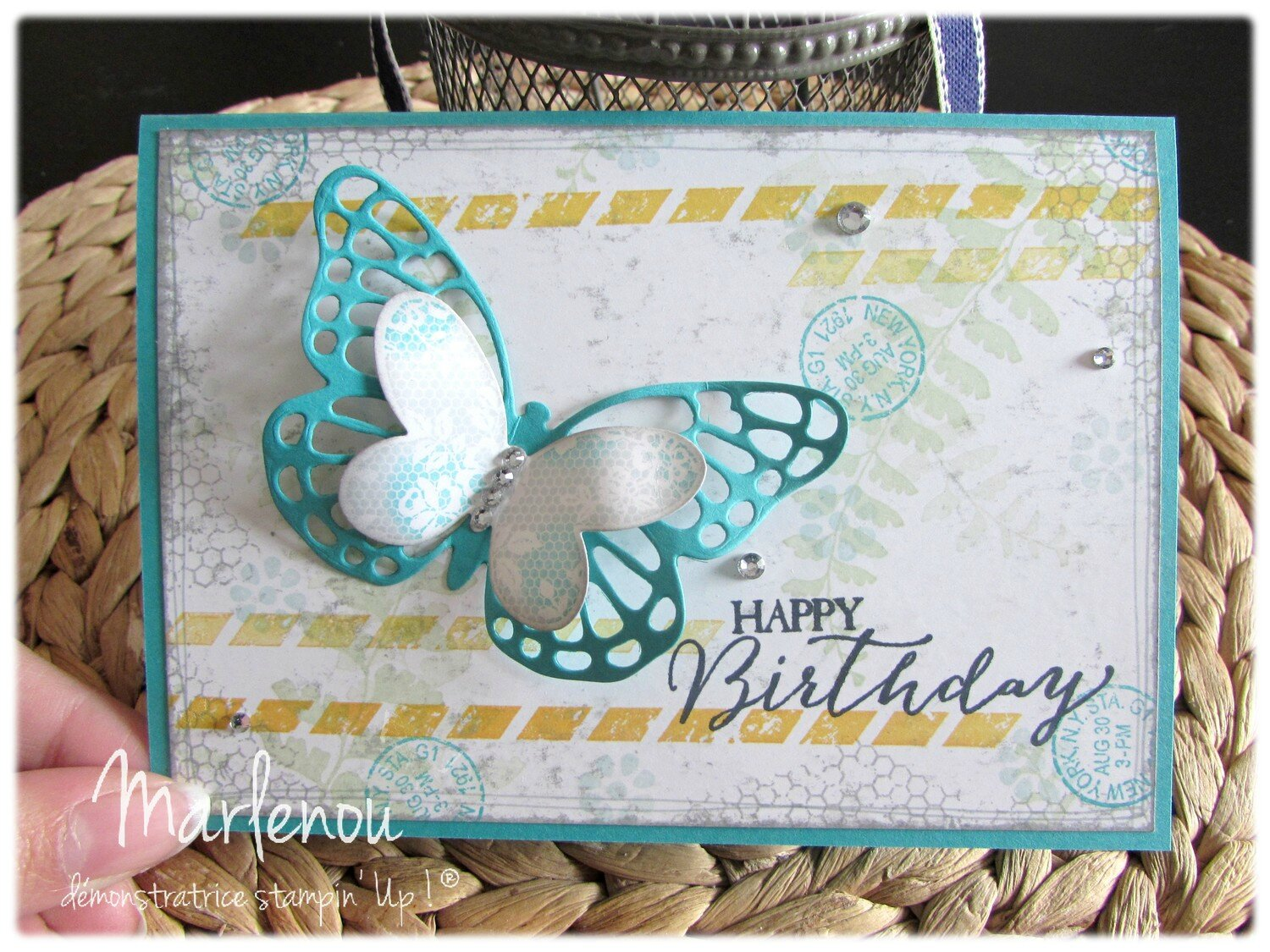 Carte - Happy Birthday