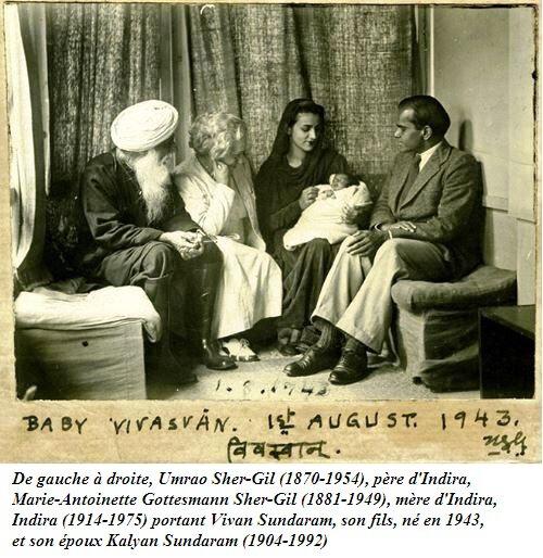 1943 Indira VKV Sundaram Vivan Umrao