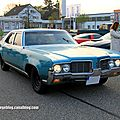 Oldsmobile delta 88 custom (rencard burger king avril 2012)