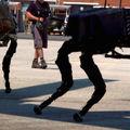 Les usa envoient des robots big dog pour la centrale de fukushima