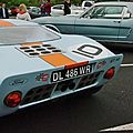 7th annual all mustang meeting - villeneuve d'ascq 2015. ford gt40..