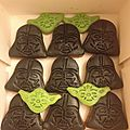 Biscuits sablés star wars:
