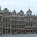 Grand'place, théâtre baroque à ciel ouvert