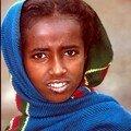 Visages d'Ethiopie : Jeune femme