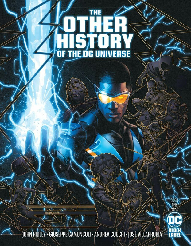 DC the other history of the DC universe 01