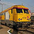 BB 67495 infra, dépôt de Bordeaux