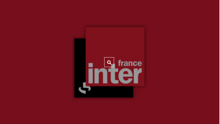 logo france inter rouge
