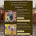 Curso 2: boa digestão - cursos na abadia beneditina de maredret na bélgica: 19 de maio 2018