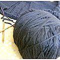 En-cours tricots/crochet