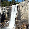 Vernon Falls, Yosemite Park