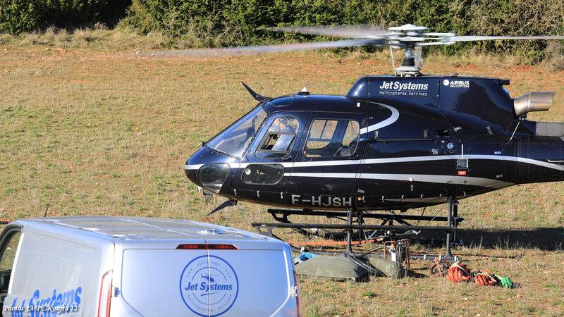 Photos JMP©Koufra 12 - La Couvertoirade - Hélicoptère - 26022019 - 0706