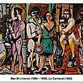 Max beckmann (12 février 1884 – 27 décembre 1950)