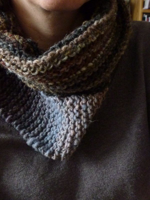 Snood noro du 17