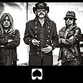 Ian fraser kilmister 'lemmy' 1945 - 2015 - 'born to lose, lived to win' - motörhead