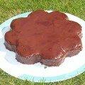 Gâteau au chocolat...mon préféré...
