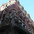 Barcelone -La Ribera, Palau de la Musica_5886