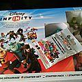 Disney infinity est arrivé chez moi en avant-première !
