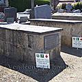 La Gaubretière (85) – Tombes des frères Sapinaud