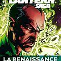 Urban dc green lantern saga 1