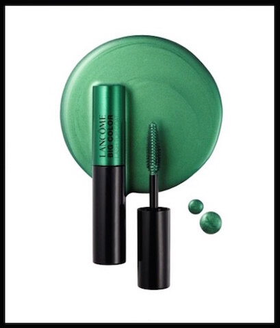 lancome mascara top coat fresh green