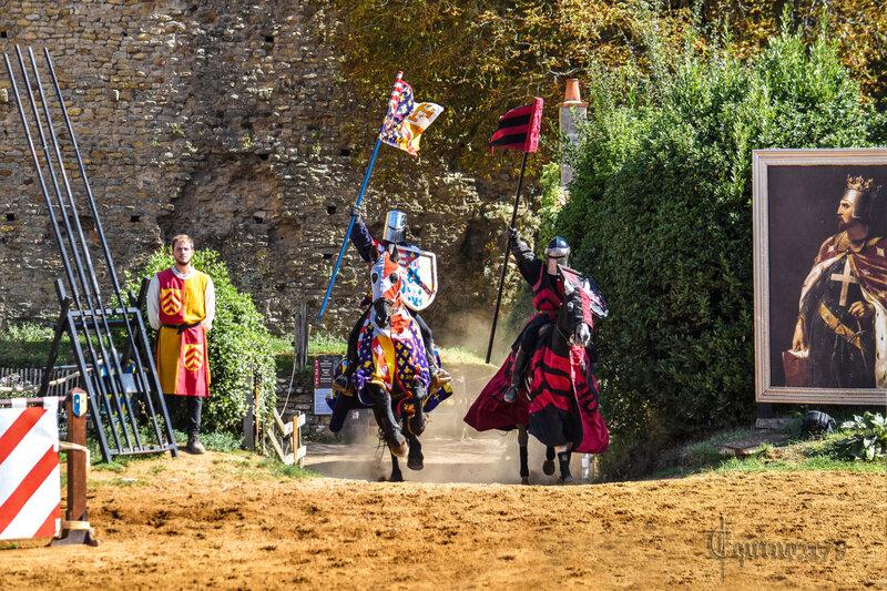 Tournois de Chevalerie à la cour Plantagenêt (Éléonore, Henri II, Richard Cœur de Lion) (11)