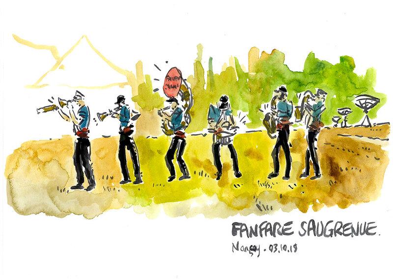 Fanfare_saugrenue