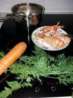 carotte à fanes