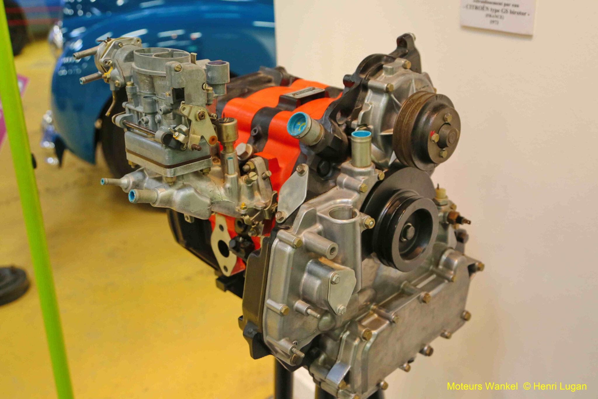Citroen GS birotor moteur Wankel_01 - 1973 [F] HL_GF