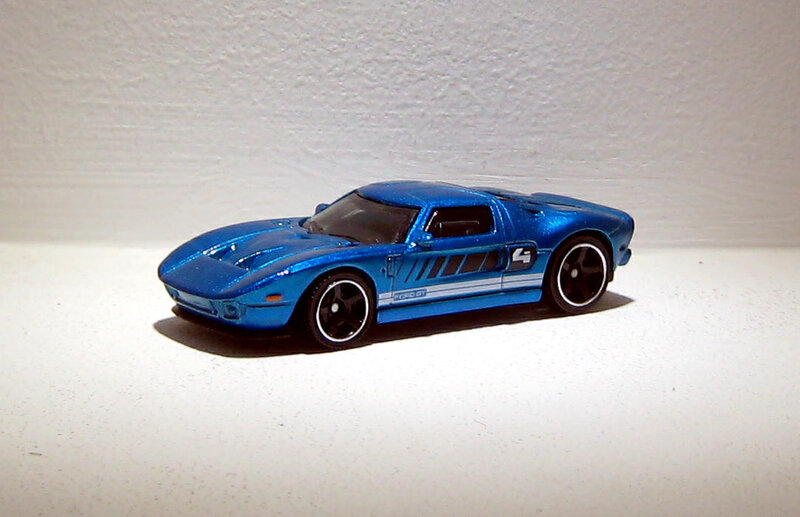 Ford GT (Matchbox)