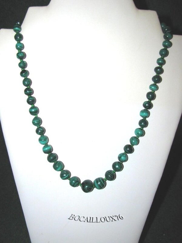 Collier MALACHITE 15 (2)