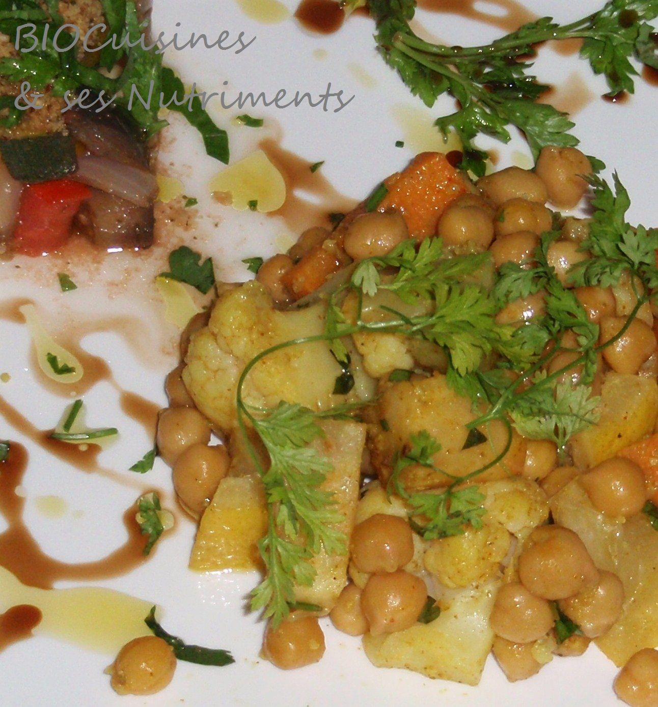 potee pois chiches & legumes